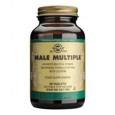 Male Multiple 60 tabs, Solgar - Produs tratarea prostatei