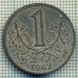 10313 MONEDA - BOHEMIA & MORAVIA - 1 KORUNA -anul 1942 -starea care se vede