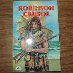 Robinson Crusoe de Daniel Defoe - Carte de povesti