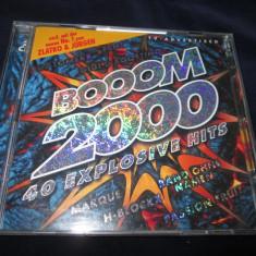 various - Booom 2000.The Third _ dublu cd,compilatie,Ariola(Germania)