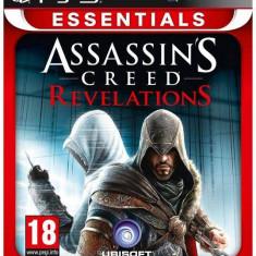 Joc software Assassins Creed Revelations essential PS3