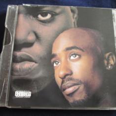 Trapp - The Pac & Biggie You Never Heard _ cd,album,(Eagle)EU _ hip hop