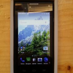 Orange Dive 30 Putin Folosit Camera 5Mpx 1 GB Ram Procesor Quad-core GPS 4G - Telefon Orange, Negru, 8GB, Single SIM