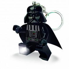 Breloc cu lanterna LEGO Darth Vader (LGL-KE7) - Vehicul