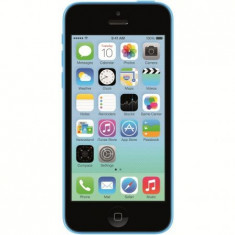iPhone 5C Apple albastru 8 GB - aproape nou - blocat Orange