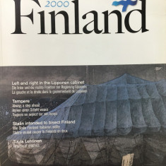 WELCOME TO FINLAND 2000 - Carte Monografie