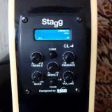 chitara electro classica Stagg