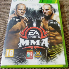 Joc MMA, XBOX360, original, alte sute de jocuri! - Jocuri Xbox 360, Sporturi, 16+, Multiplayer