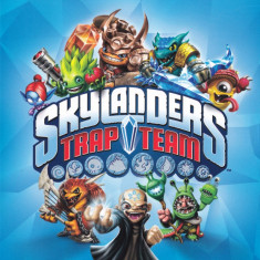 Skylanders Trap Team Dark Ed Starter Pk (Wii) - Jocuri WII Activision, Actiune, 12+