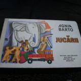 Jucarii - Agnia Barto - Carte de povesti