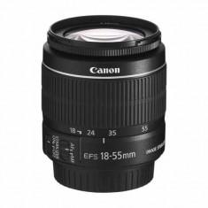 Obiectiv Canon EF-S 18-55 3.5-5.6 IS - Obiectiv DSLR