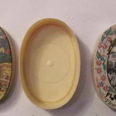 PVM - Cutie veche mica bomboane 2 capace Franta