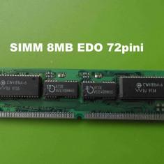 Memorie SIMM 8MB EDO RAM 72 pini - Memorie RAM A-data, Altul