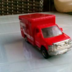 Bnk jc Matchbox - Ford E-350 Ambulance - MB 771 - Macheta auto