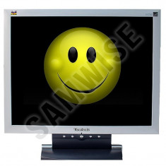 REDUCERE! Monitor LCD Viewsonic 17
