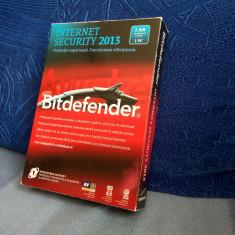 BITDEFENDER antivirus, original in cutie