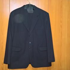 Costum barbati marimea 60, Culoare: Bleumarin