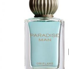 Paradise Man Oriflame 75 ML - Parfum barbati Oriflame, Apa de toaleta