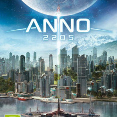 Joc software Anno 2205 PC - Jocuri PC Ubisoft, Strategie, 12+