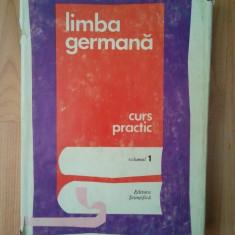 Livescu, Savin, Abager - Limba Germana Curs Practic Volumul 1 - Curs Limba Germana