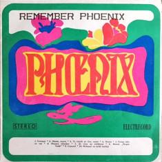 Phoenix - Remember Phoenix - Muzica Rock electrecord, VINIL
