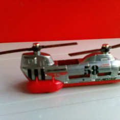 Bnk jc Matchbox - Transport Helicopter - SB58 - elicopter - Macheta Aeromodel