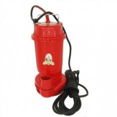 Pompa submersibila din fonta pentru apa murdara cu tocator 1, 1 kW, 2
