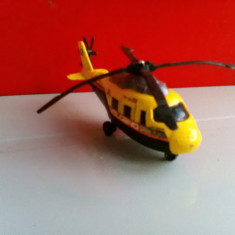 bnk jc Matchbox - Rescue Helicopter  - elicopter