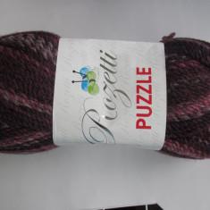 Rozetty Puzzle 233-11 - Fir tricotat si crosetat