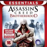 Joc software Assassins Creed Brotherhood Essentials PS3 - Jocuri PS3 Ubisoft, Actiune, 18+