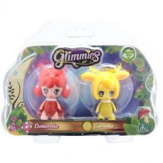 Set Figurine Glimmies - Dotterella si Cornelie - Figurina Povesti Giochi Preziosi