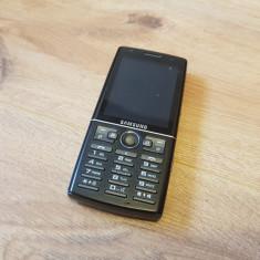 Samsung i550 - 149 lei - Telefon Samsung, Negru, Nu se aplica, Neblocat, Single SIM, Fara procesor