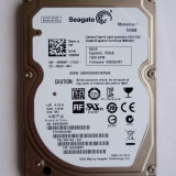 HDD 750G SEAGATE 7200 rotatii - HDD laptop