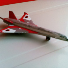 Bnk jc Matchbox -Hypersonic Jet - avion - Macheta Aeromodel