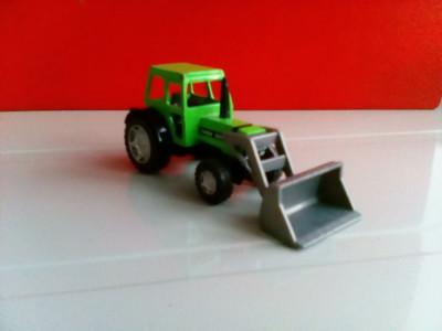 bnk jc Siku - tractor - incarcator frontal foto