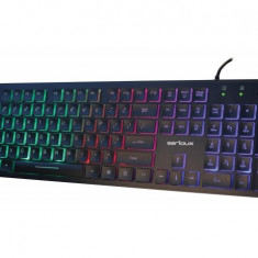 Tastatura Serioux 9500i/iluminata/