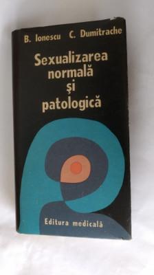 Sexualizarea normala si patologica