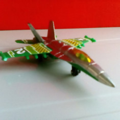 Bnk jc Matchbox - F/A 18E Superhornet - avion - Macheta Aeromodel