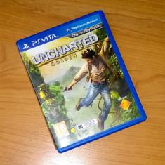 Joc PS Vita - Uncharted Golden Abyss - Jocuri PS Vita, Actiune, 12+