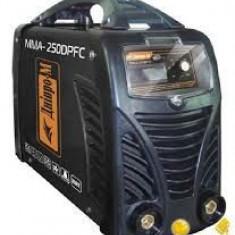 Invertor de Sudura Dnipro-M - MMA 250 DPFC -Cutie aluminiu - Invertor sudura