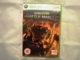 Joc Warhammer Battle of March, XBOX360, original, alte sute de jocuri!, Actiune, 18+, Single player