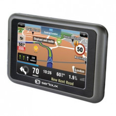 Sistem navigatie Serioux GlobalTrotter HD 7510GT, 5