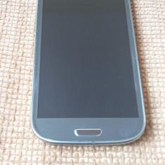 Samsung Galaxy S III LTE GT-I9305 - 16 GB - Titanium Grey (T-Mobile) - Telefon mobil Samsung Galaxy S3, Gri, Neblocat, Quad core, 2 GB