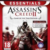 Joc software Assassins Creed 2 Goty Essentials PS3 - Jocuri PS3 Ubisoft, Actiune, 18+