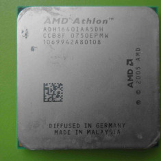 Procesor AMD Athlon 64 LE-1640 2.6GHz socket AM2 45W - Procesor PC AMD, Numar nuclee: 1, 2.5-3.0 GHz