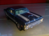Bnk jc Hot Wheels - `68 Nova