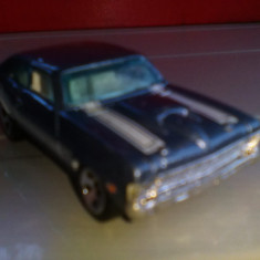 Bnk jc Hot Wheels - `68 Nova - Macheta auto