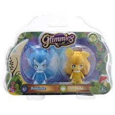 Set Figurine Glimmies - Batlinda si Dormilla - Figurina Povesti Giochi Preziosi