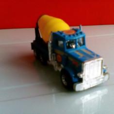 Bnk jc Matchbox - Peterbilt - camion betoniera - 1/80 - Macheta auto