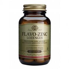 FLAVO ZINC 23mg 50 tablete, Solgar - Produs tratarea prostatei